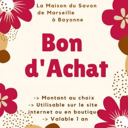 Bon d'Achat / Cadeau 80€