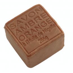 Cube 265g - Ambre Orange