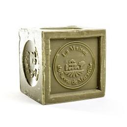 Cube de Marseille 600g - olive