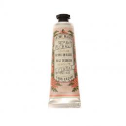 Crème mains - Geranium...