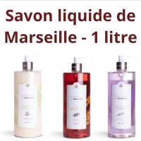 Savon liquide 1L |D'un Sud à l'autre | Savon de Marseille
