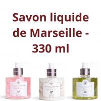 Savon liquide de Marseille - 330ml