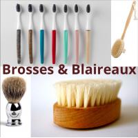 Brosses (dents, bain, ongles) & blaireaux