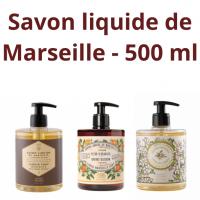 Savon liquide de Marseille - 500ml
