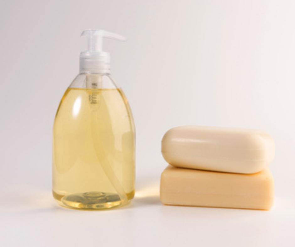 différents types de savons